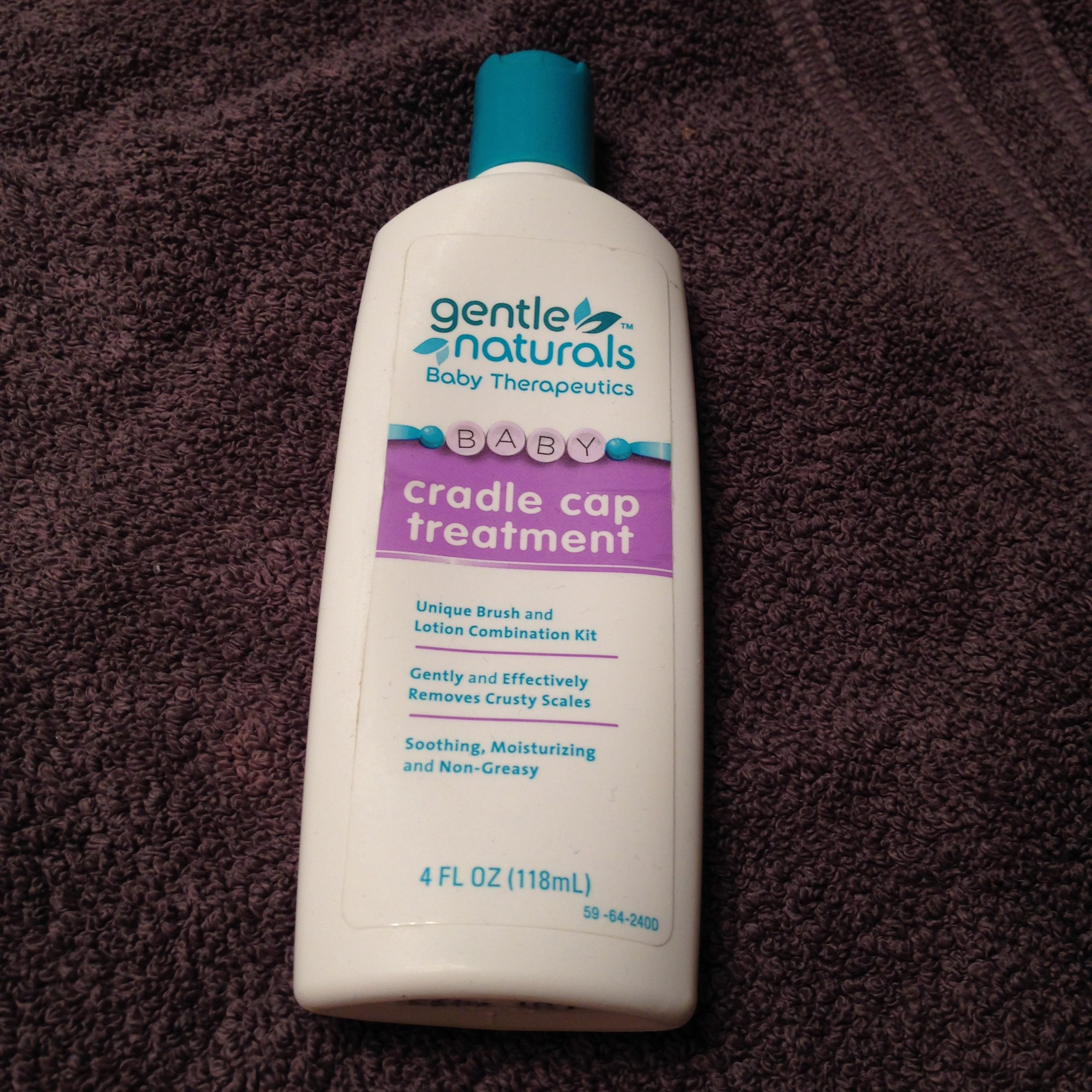 Gentle Naturals Cradle Cap Care Amazon